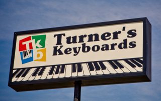 Turners Can Help you learn to play piano