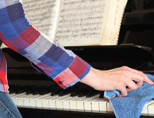 Tips for Caring for Your Piano Between Services
