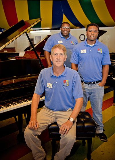 Piano Movers in Augusta, GA