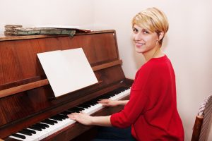 adult piano learning