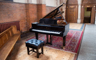 Choosing a Piano for Your Church