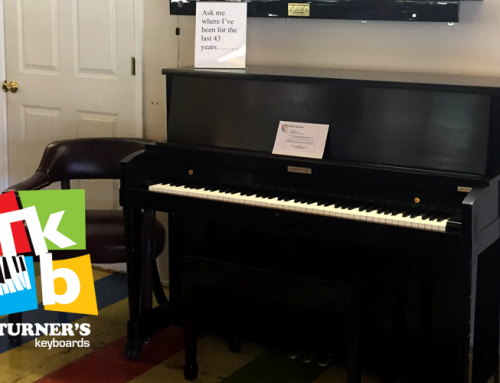 The History Behind a Very Special Piano