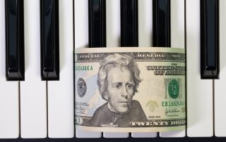 How to afford the cost of a piano