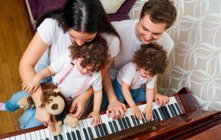 teach children music