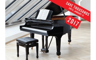 January Steinway Sale Save Thousands
