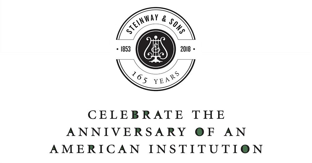 Celebrate Steinway Anniversary