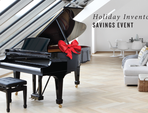 Have you always dreamed of owning a Steinway piano?