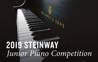 Steinway Junior Piano Competition Augusta