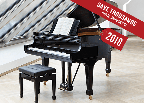 Steinway January Savings