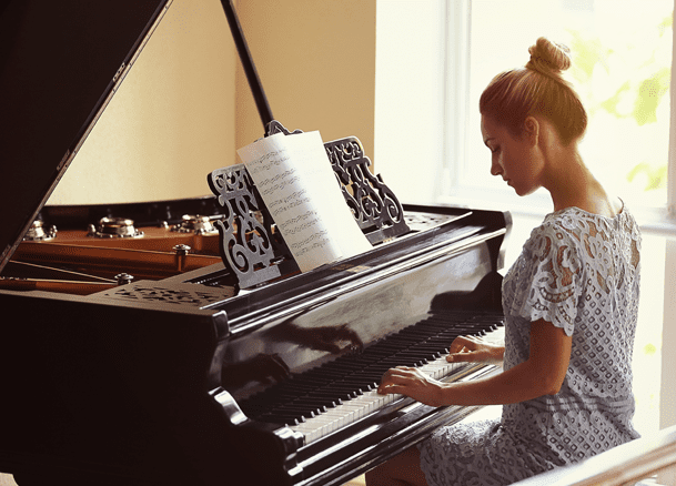 Regret Quitting Piano Lessons