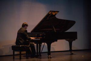 Edvinas Minkstimas plays Winter Nocturne
