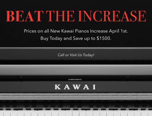 Kawai Beat the Increase Sale