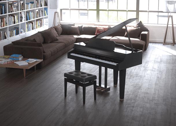 Introducing Roland Digital Pianos