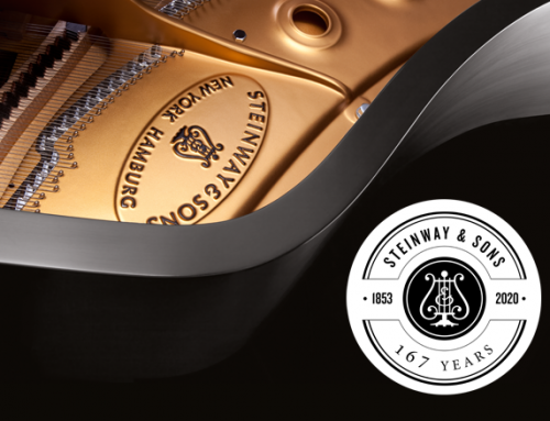 Steinway & Sons 1.67% Interest Sale!