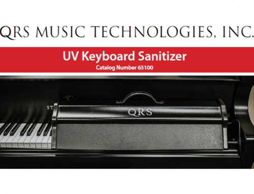 Piano Keyboard Sanitizer: Sanitizing Made Easy!