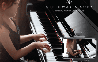 Steinway Virtual Piano Competition Augusta