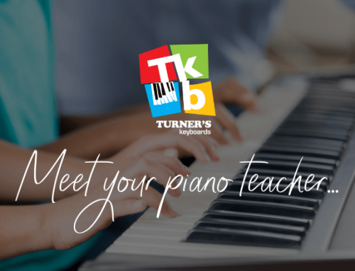 Meet Your Piano Teacher